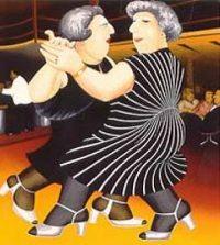 Dancing on the QEII