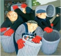 Dustbin Men
